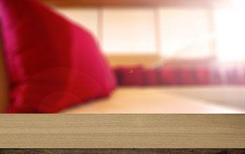 Decoración para un dormitorio