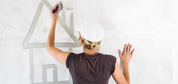 Pintura para decorar tu vivienda en Madrid